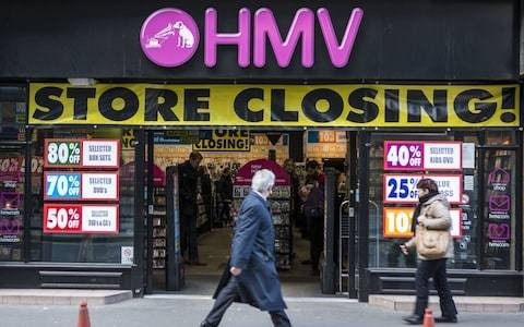 Challenges lie ahead in fight to save HMV under new Canadian owner