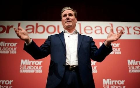 Keir Starmer's shadow cabinet marks a giant leap from the dark days of Corbyn