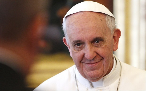 Pope Francis to 'rip up and rewrite' Vatican constitution