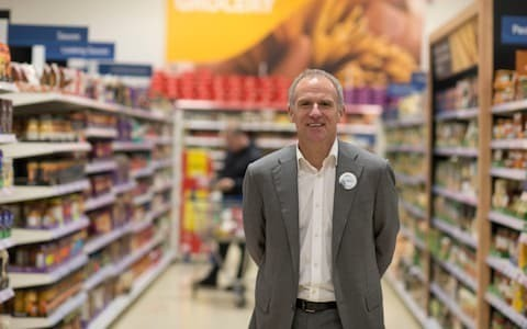 With turnaround behind him, Tesco boss sets sights on phase 2