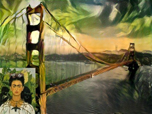 Computer algorithm creates Instagram-like filters in the style of famous artists - Telegraph