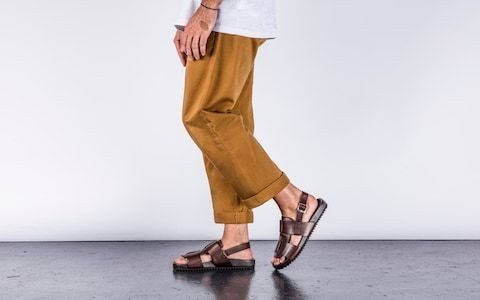How and where to wear sandals, a guide for middle-aged men (and how to sort out your feet first)