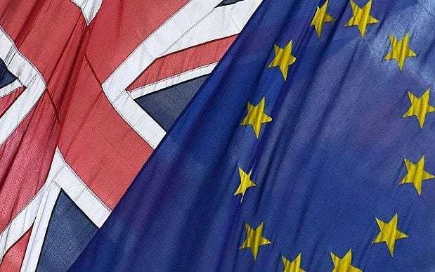 Britain's economic security depends on being in Europe, business leaders say