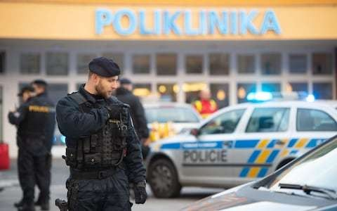 Ostrava attack: Six dead in Czech hospital shooting, health minister says