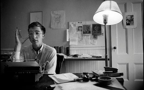 Down with John Updike? Don't be ridiculous