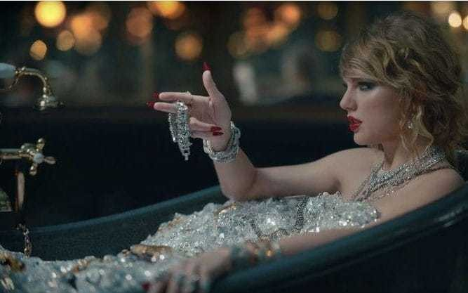 Taylor Swift destroys records held by Adele and Justin Bieber with Look What You Made Me Do