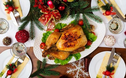 What do top chefs cheat at when making Christmas lunch?