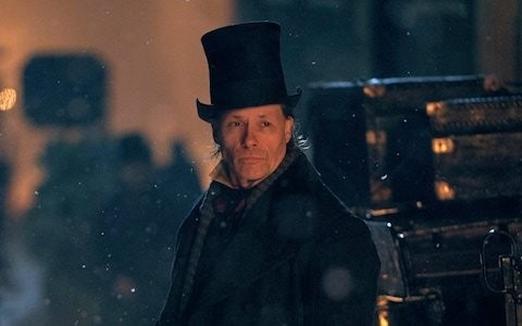 A Christmas Carol, first-look review: swearing, subversion and an OCD Scrooge in BBC One's bold retelling