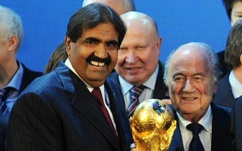Qatar allegedly offered $880m secret payment to Fifa