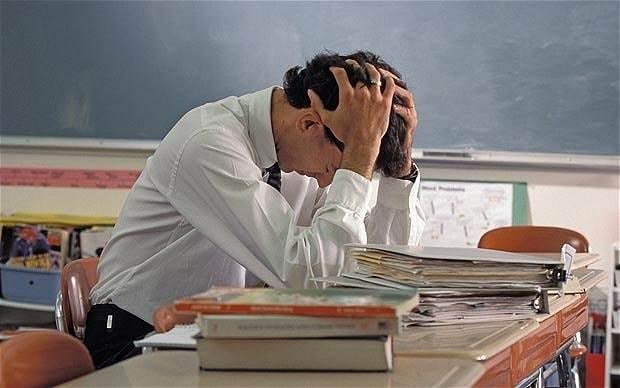 'Teacher workload at unacceptable levels'