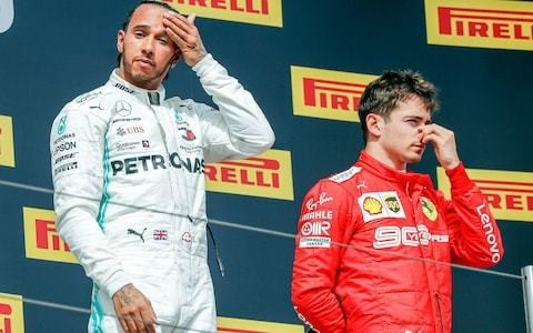 'I see the mess we're in': Lewis Hamilton criticises F1 chiefs for making races boring and demands change at the top