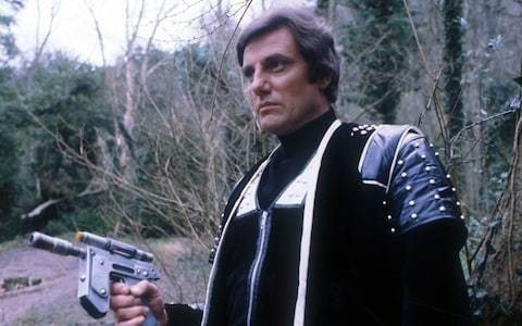 Blake's 7 and Doctor Who actor Paul Darrow dead at 78