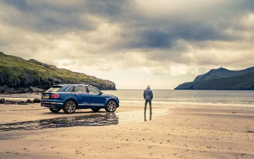 Great Drives: Bentley Bentayga on the Faroe Islands, which quit the EU in 1973