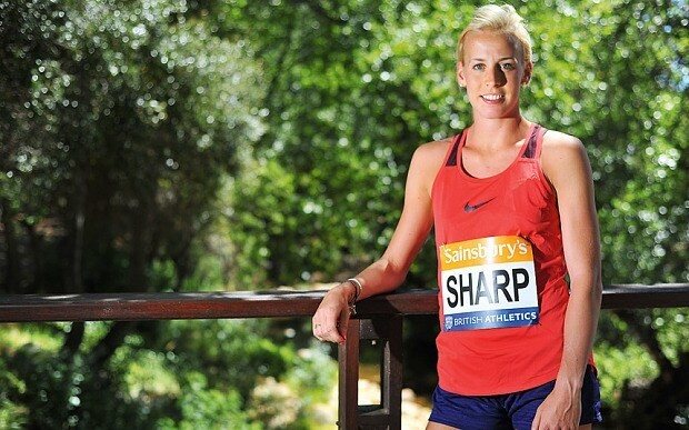 Protein shakes and steak: athlete Lynsey Sharp's day on a plate