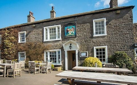 'Lucky for Lancashire!': Two rural inns in the same North West town win Pub of the Year awards