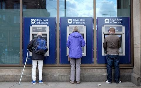 Market report: Brokers' gloom and ex-dividend switch accounts for RBS plunge