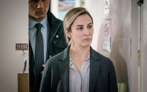 The Bay, episode 2, review: Morven Christie carries this crime drama with intriguing performance