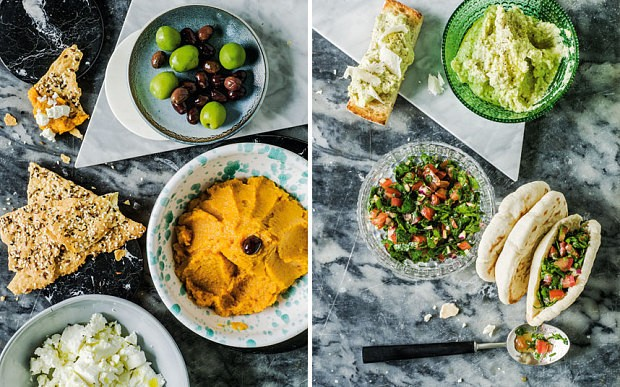 The easiest recipes for delicious dips and summer relishes