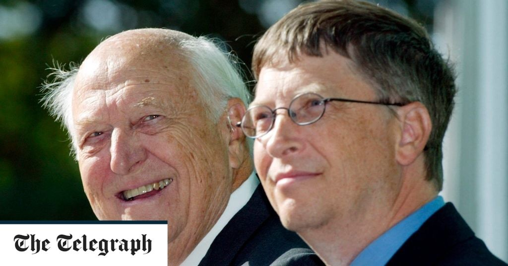 Bill Gates Sr, lawyer who inspired and guided the philanthropy of his billionaire son – obituary