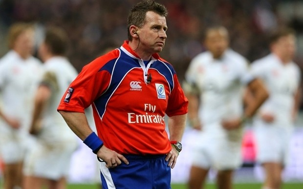 The appointment of gay referee Nigel Owens for the Rugby World Cup final is a breakthrough moment