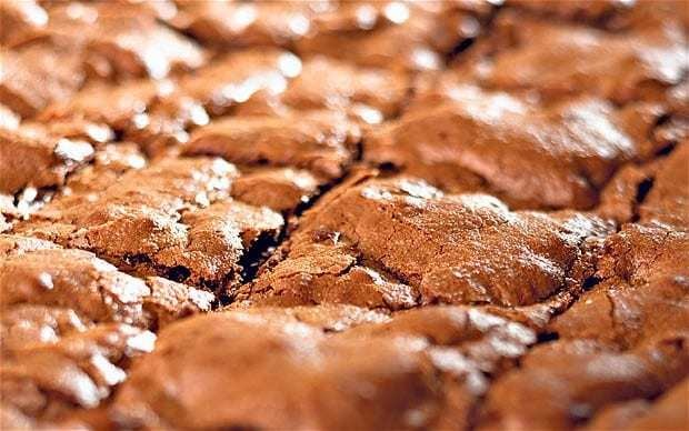 Gluten-free walnut brownies recipe