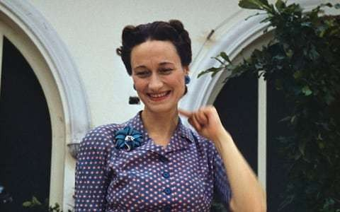 The real Wallis Simpson: Frogmore's other American duchess