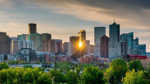 Has Denver taken the title of America's coolest city?