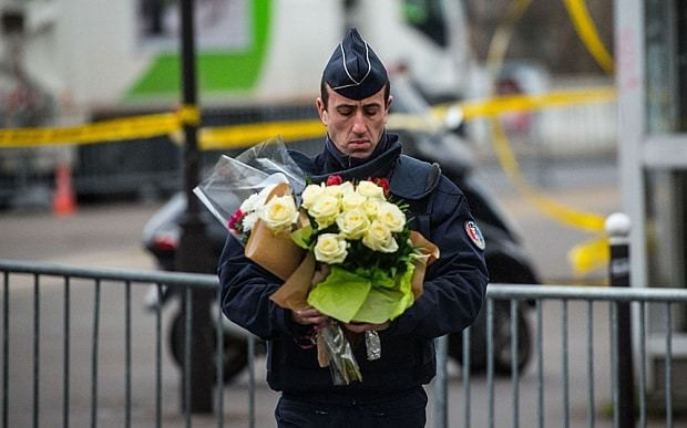 Paris shootings: High security ahead of million man 'Unity' march