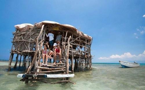 Wish you were here? The world's best beach bars