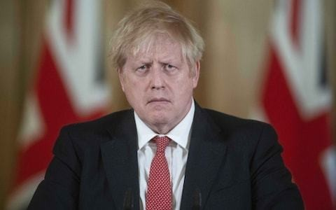 We need a stand-in Prime Minister, until Boris Johnson recovers