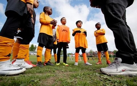 'Racism at grass-roots level is 10 times worse than the pros': How a junior club in Leeds shines an ugly light on football's biggest problem