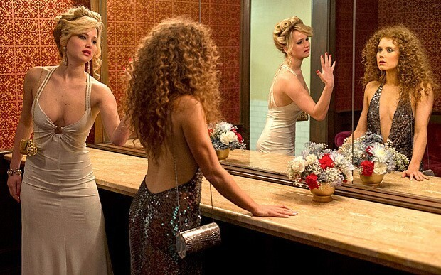 Jennifer Lawrence given smaller share of profits from American Hustle than male actors