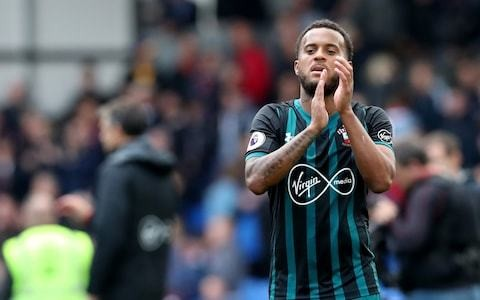 Ryan Bertrand offers time as well as money to Grenfell victims