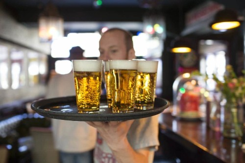 And the cheapest city in Europe for alcohol is...
