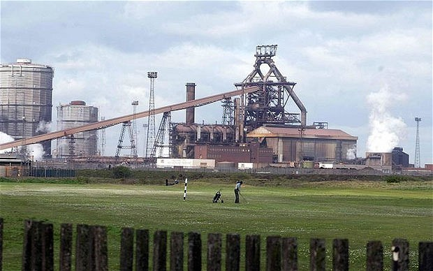 China's dumped steel leaves UK industry facing fight for survival