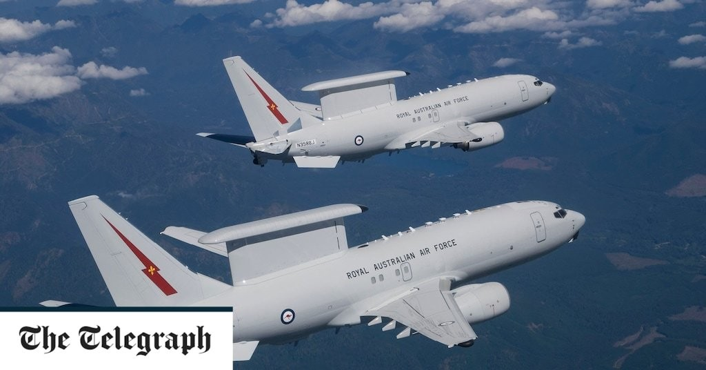UK in talks to cut controversial Boeing contract for early-warning radar jets