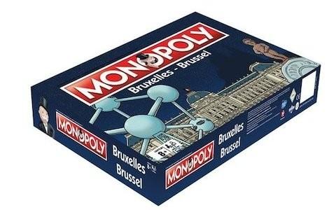 Monopoly censors Manneken Pis on Brussels edition box