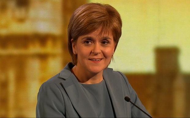 The SNP's very Scottish conspiracy...