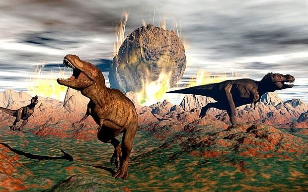 Dark matter may have killed the dinosaurs, claims scientist