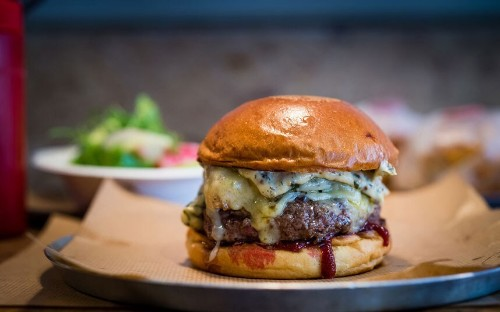 The world's best burgers