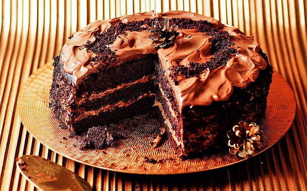 Chocolate blackout cake recipe
