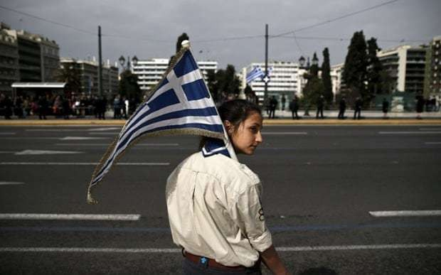 Greece and Spain face 'make or break' moment as workers stare into jobs abyss
