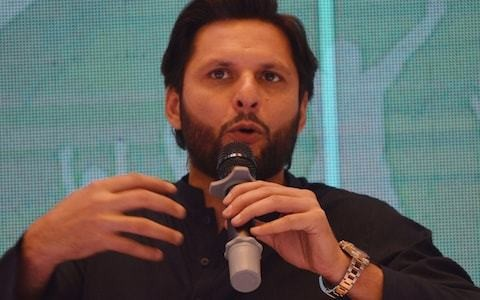 Shahid Afridi: My daughters are forbidden from playing cricket and I don't care what feminists say