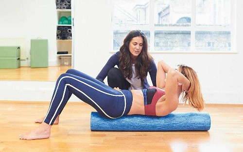 Blimey! How I accidentally got abs in my 40s