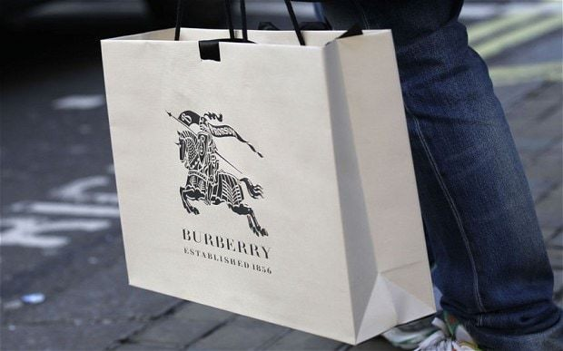 Chinese consumers boost Burberry