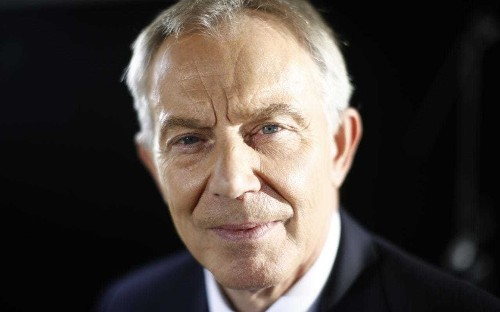 Tony Blair hints at return to politics over fears Britain is becoming a 'one-party state'