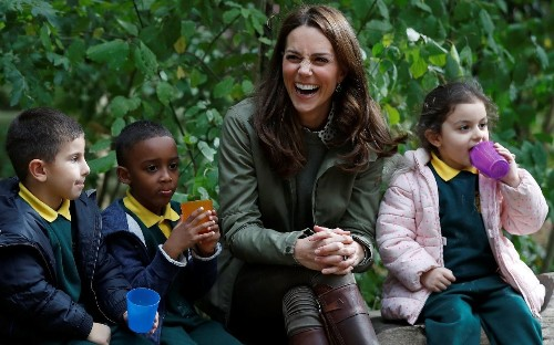 Don't knock the Duchess's forest bathing – it's a balm for our stress-ridden times