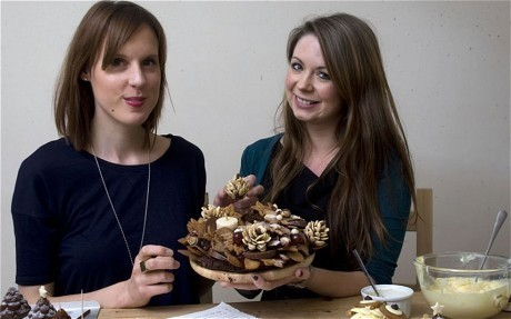 Bake Off: Frances Quinn's 12 Days of Christmas recipes