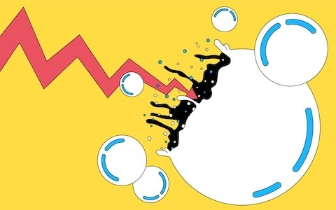 The party's over for the biggest equities bubble in history