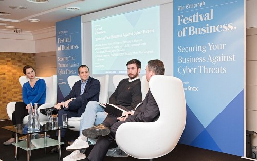 The Telegraph Festival of Business
